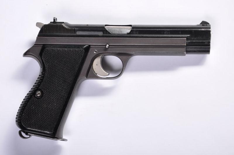 West Coast Armory Pre-Ban Guns   Sig 210-2 (P49)